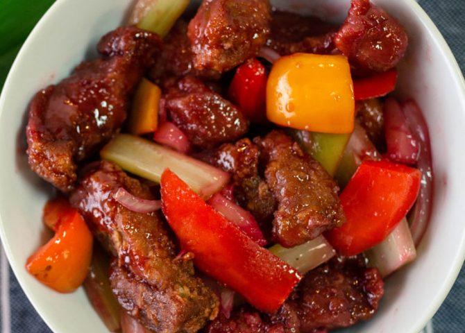 Imperial Sweet & Sour Boneless Pork